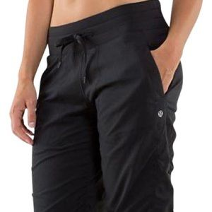 Lululemon Dance Studio Pant *Lined Black